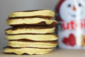 Pancakes Nutella Fanny Albx
