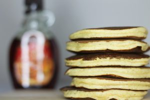 Pancakes sirop d'érable Fanny Albx