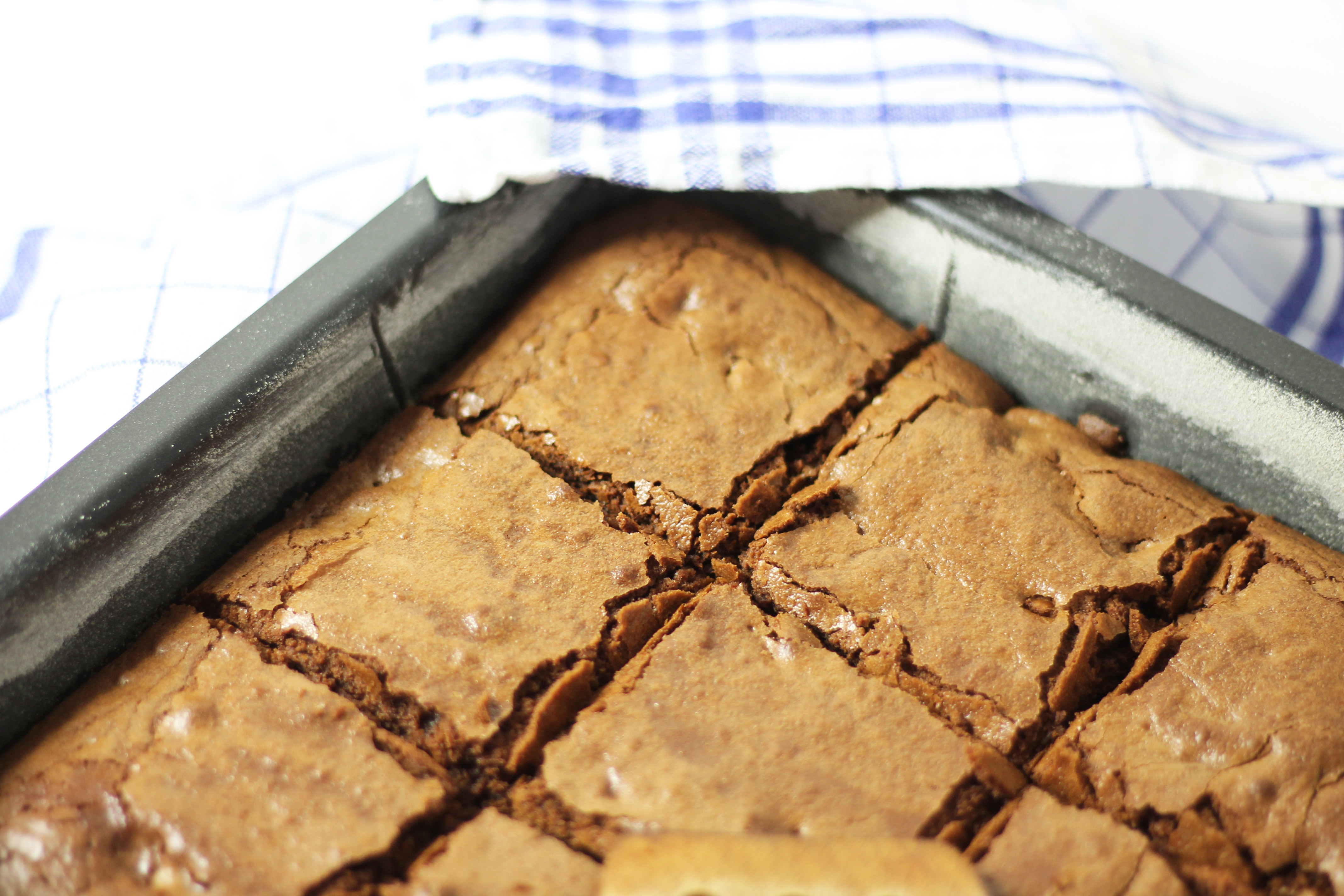 Brownies au chocolat de Fanny Albx