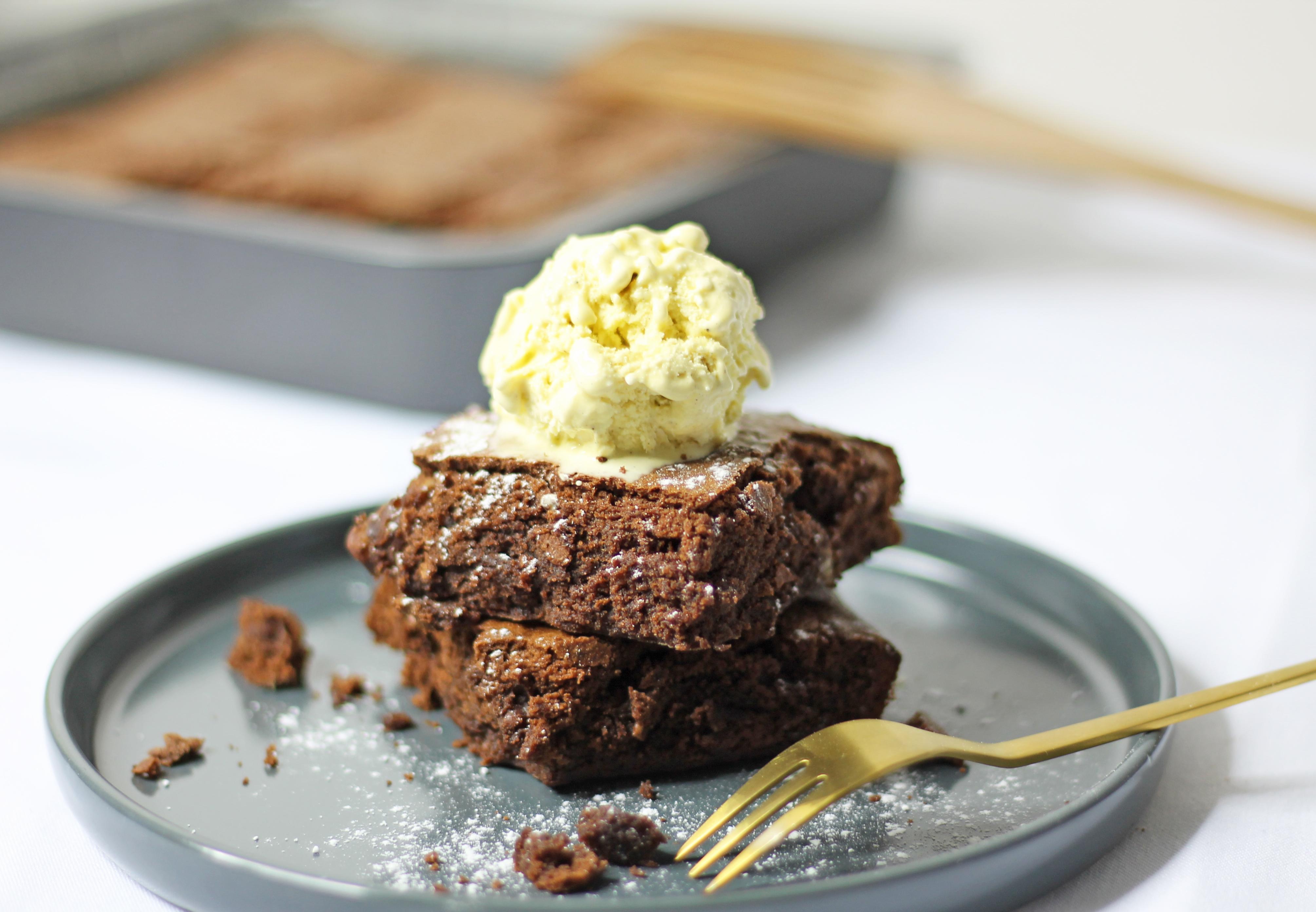 Recette du Brownie by FannyAlbx.com