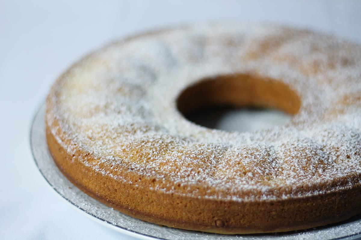 Gâteau italien au citron et à la crème - fannyalbx.com