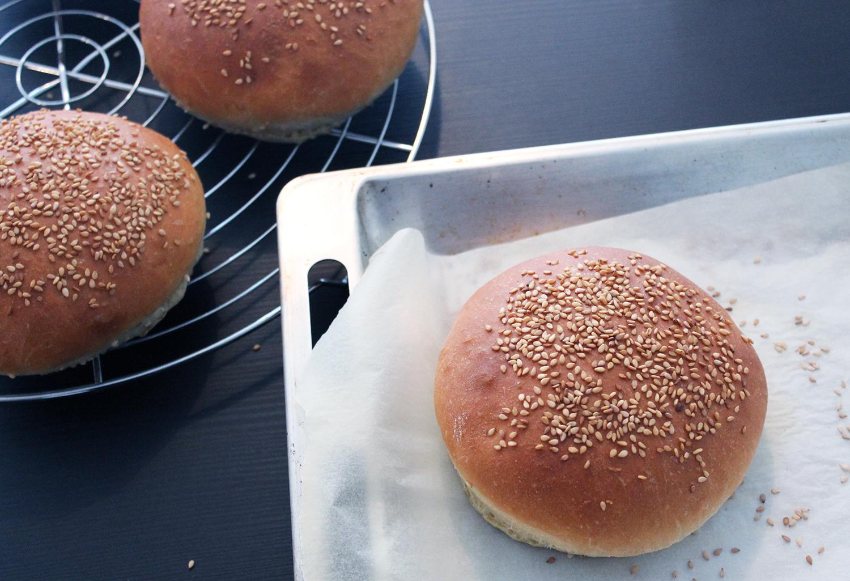 Pain à hamburger selon Big Fernand sur fannyalbx.com